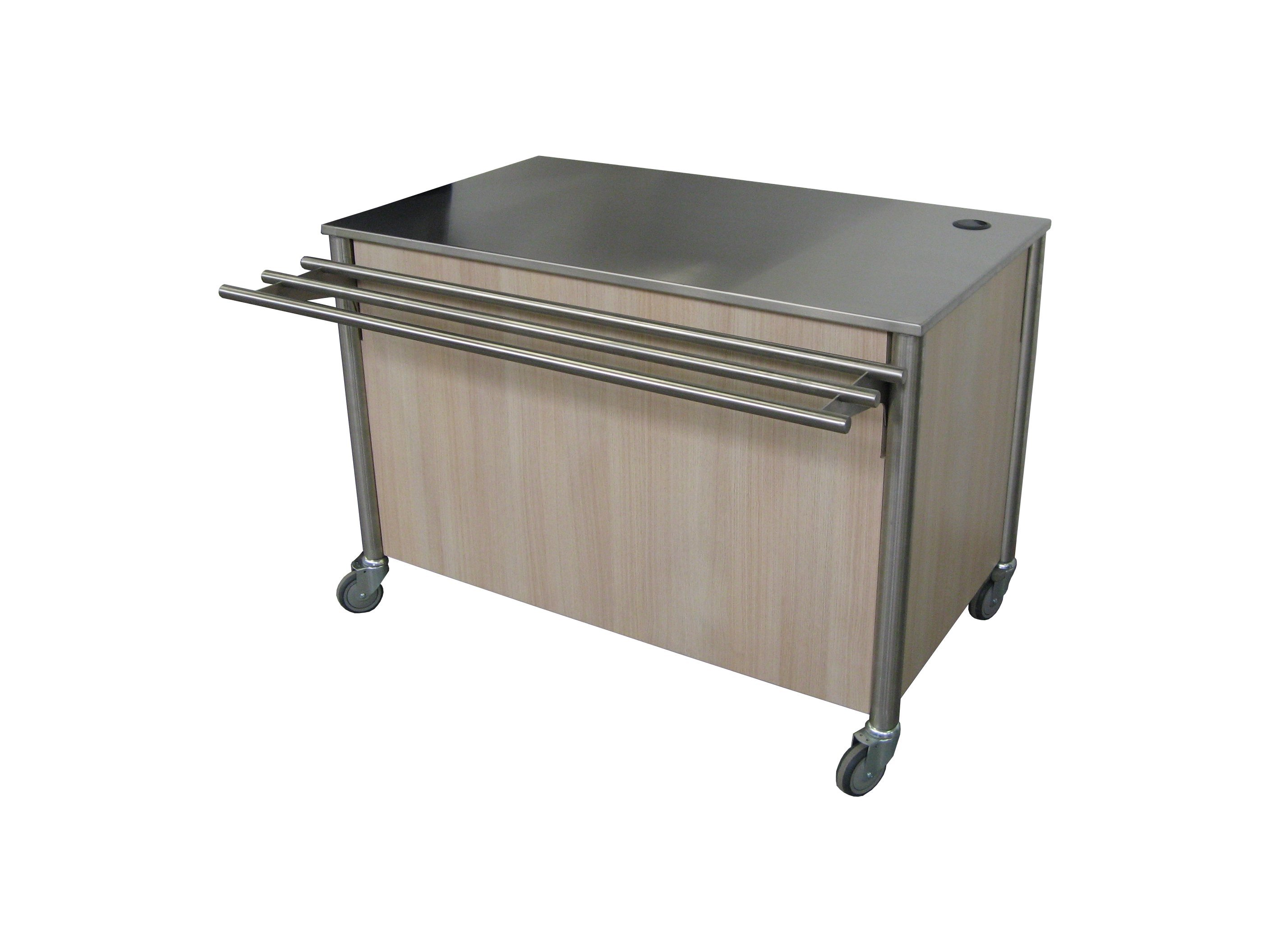 Buffet part standard without trayrail 1400x700x900