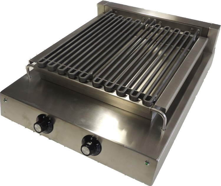 Water bath grill 1 element