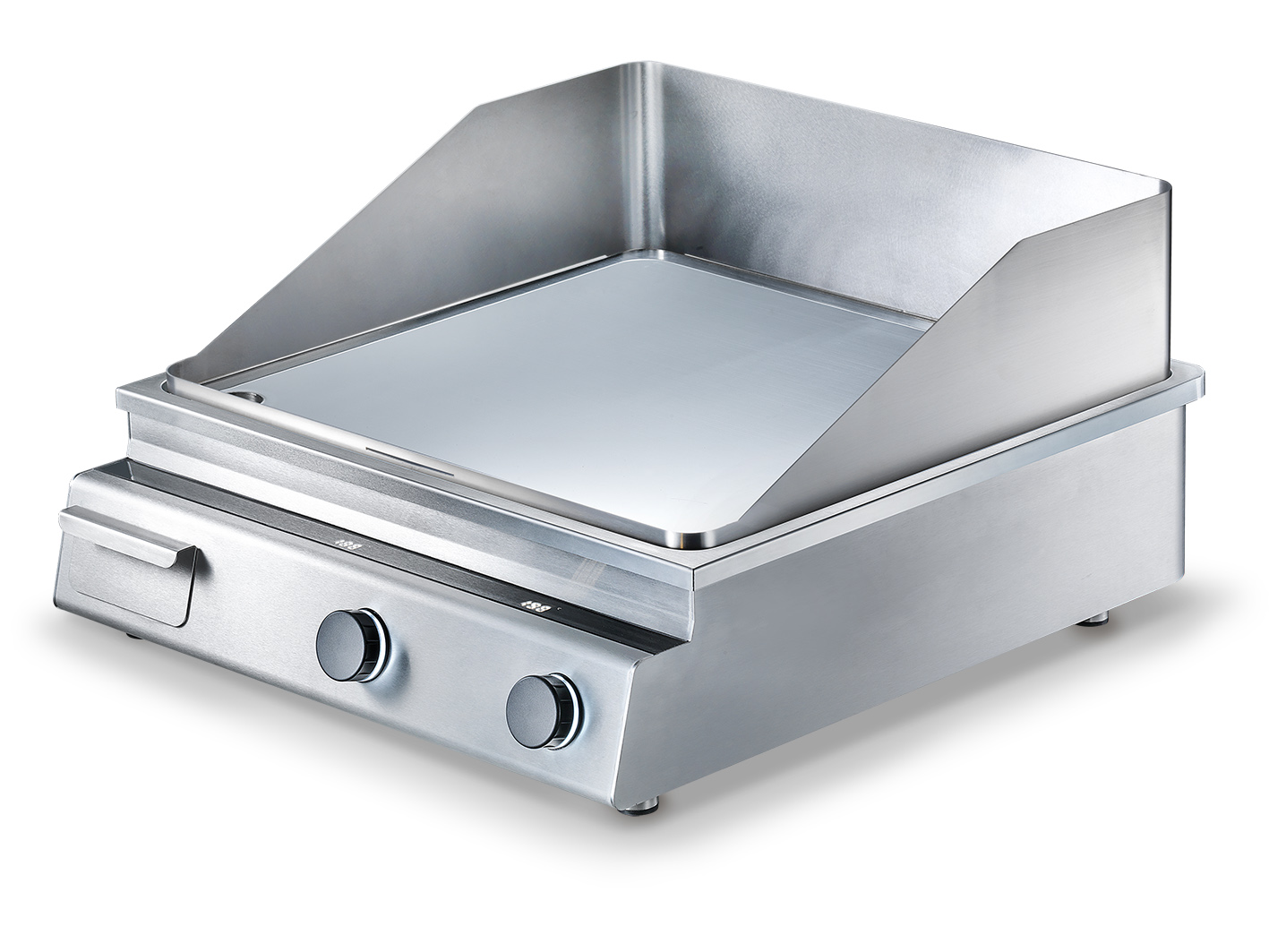 Table top griddle 380-440 3ph 10 kW